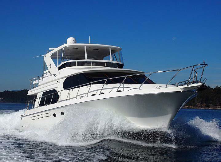 42ft Ocean Alexander