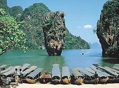 Phang Nga Bay – Boat Charter Phuket