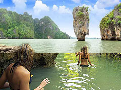 Phang Nga Bay Exploration & Sightseeing Safari – 2 Day 1 Night