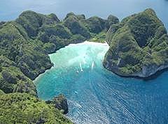 Phi Phi Islands – Boat Charter Phuket