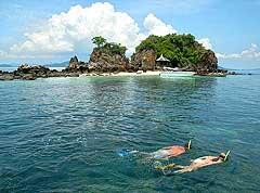 Phuket Islands and West Coast – Boat Charter Phuket
