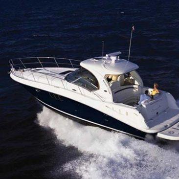 40ft Luxury Power Boat Gallery
